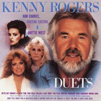 Cover Kenny Rogers with Kim Carnes, Sheena Easton & Dottie West - Duets