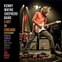Cover Kenny Wayne Shepherd Band - Live! In Chicago