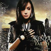 Cover Kenza Farah - Avec le cœur