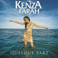 Cover Kenza Farah - Quelque part