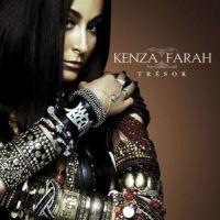 Cover Kenza Farah - Trésor