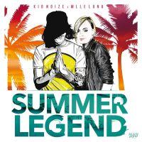 Cover Kid Noize & Mademoiselle Luna feat. Evee G - Summer Legend