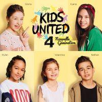 Cover Kids United - 4 - Nouvelle génération: Au bout de nos rêves