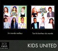Cover Kids United - Un monde meilleur / 2 - Tout le bonheur du monde