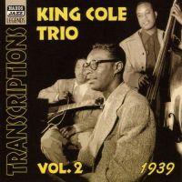 Cover King Cole Trio - Transcriptions Vol. 2