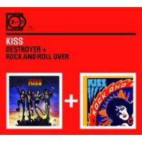 Cover KISS - 2 For 1: Destroyer + Rock And Roll Over