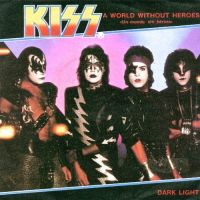 Cover KISS - A World Without Heroes