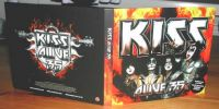 Cover KISS - Alive 35