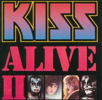 Cover KISS - Alive II