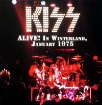 Cover KISS - Alive! In Winterland, January 1975