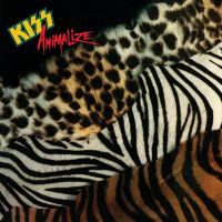 Cover KISS - Animalize