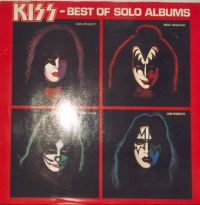 Cover KISS - Best Of Solo Albums