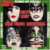 Cover KISS - Dirty Livin'