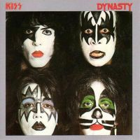 Cover KISS - Dynasty