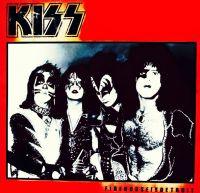 Cover KISS - Firehouseindetroit