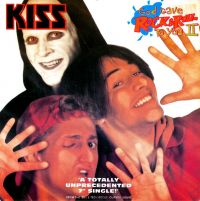 Cover KISS - God Gave Rock & Roll To You II
