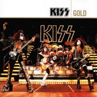Cover KISS - Gold