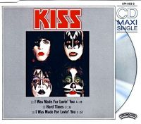 Cover KISS - I Was Made For Lovin' You