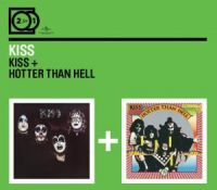 Cover KISS - KISS + Hotter Than Hell