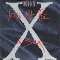 Cover KISS - Let's Put The X In Sex