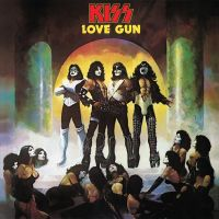 Cover KISS - Love Gun