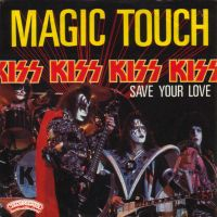 Cover KISS - Magic Touch
