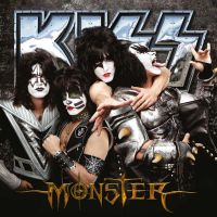 Cover KISS - Monster