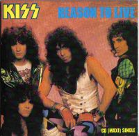 Cover KISS - Reason To Live