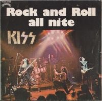 Cover KISS - Rock And Roll All Nite