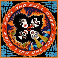 Cover KISS - Rock And Roll Over