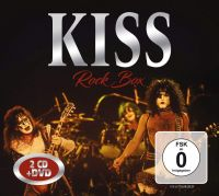 Cover KISS - Rock Box