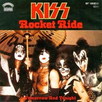 Cover KISS - Rocket Ride