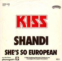 Cover KISS - Shandi