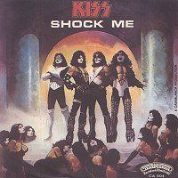 Cover KISS - Shock Me