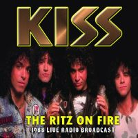 Cover KISS - The Ritz On Fire