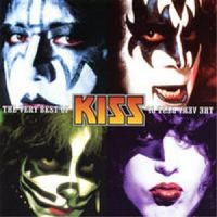 Cover KISS - The Very Best Of