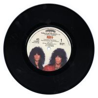 Cover KISS - Thrills In The Night