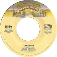 Cover KISS - Tomorrow
