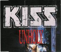 Cover KISS - Unholy