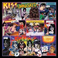 Cover KISS - Unmasked