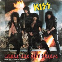 Cover KISS - While The City Sleeps