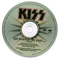 Cover KISS - You Wanted The Best