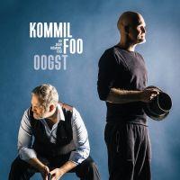 Cover Kommil Foo - Oogst - 30 jaar Kommil Foo