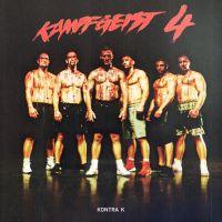 Cover Kontra K - Kampfgeist 4