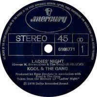 Cover Kool & The Gang - Ladies' Night