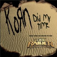 Cover Korn - Did My Time