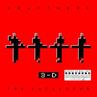 Cover Kraftwerk - 3-D - The Catalogue
