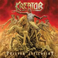 Cover Kreator - Phantom Antichrist