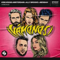 Cover Kris Kross Amsterdam x Ally Brooke x Messiah - Vámonos!