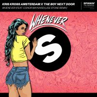 Cover Kris Kross Amsterdam x The Boy Next Door feat. Conor Maynard - Whenever